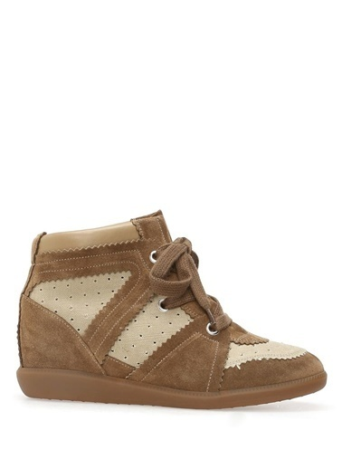 Etoile İsabel Marant Lifestyle Ayakkabı Bej
